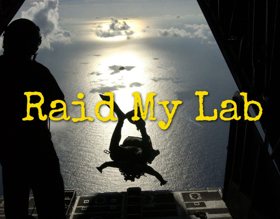 Raid my Lab