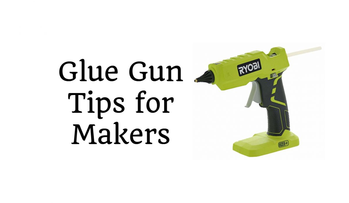 Glue Gun Tips Image