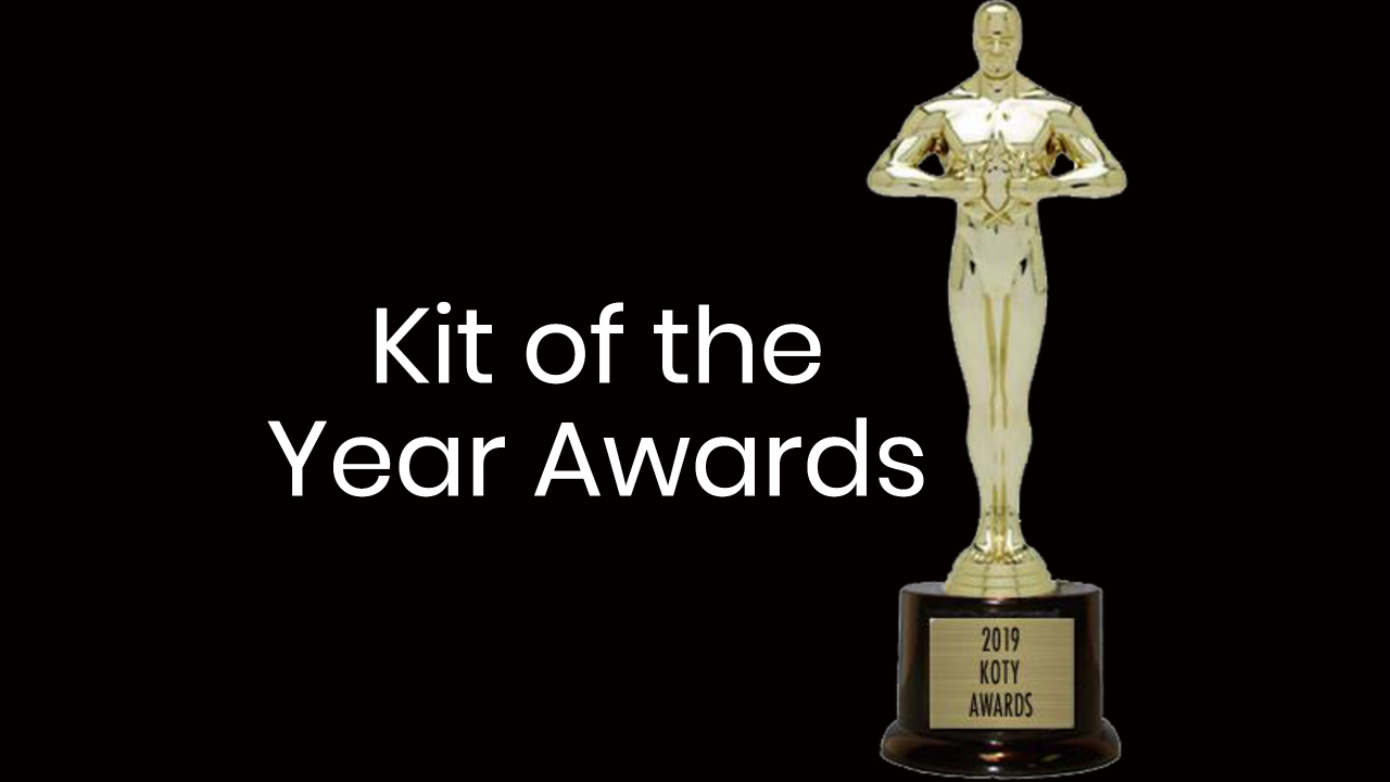 Kit of the Year Awards